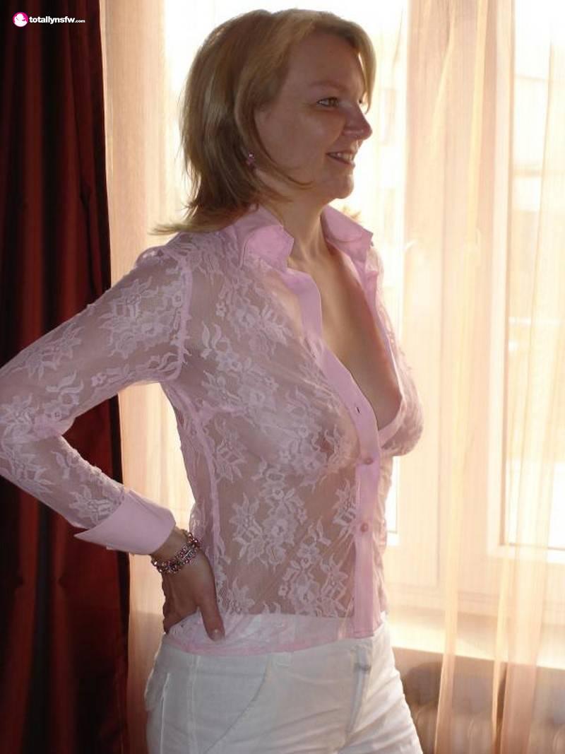 Блузка На Голое Тело