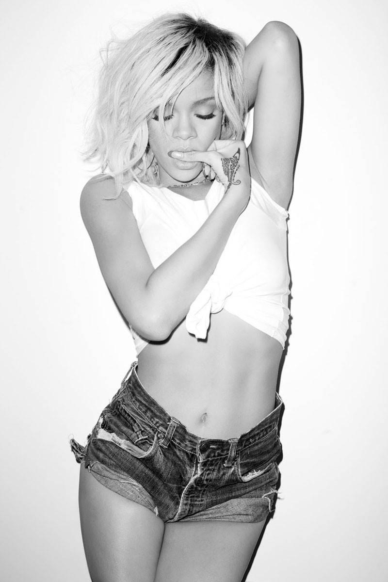 Rihanna door Terry Richardson - VK Magazine