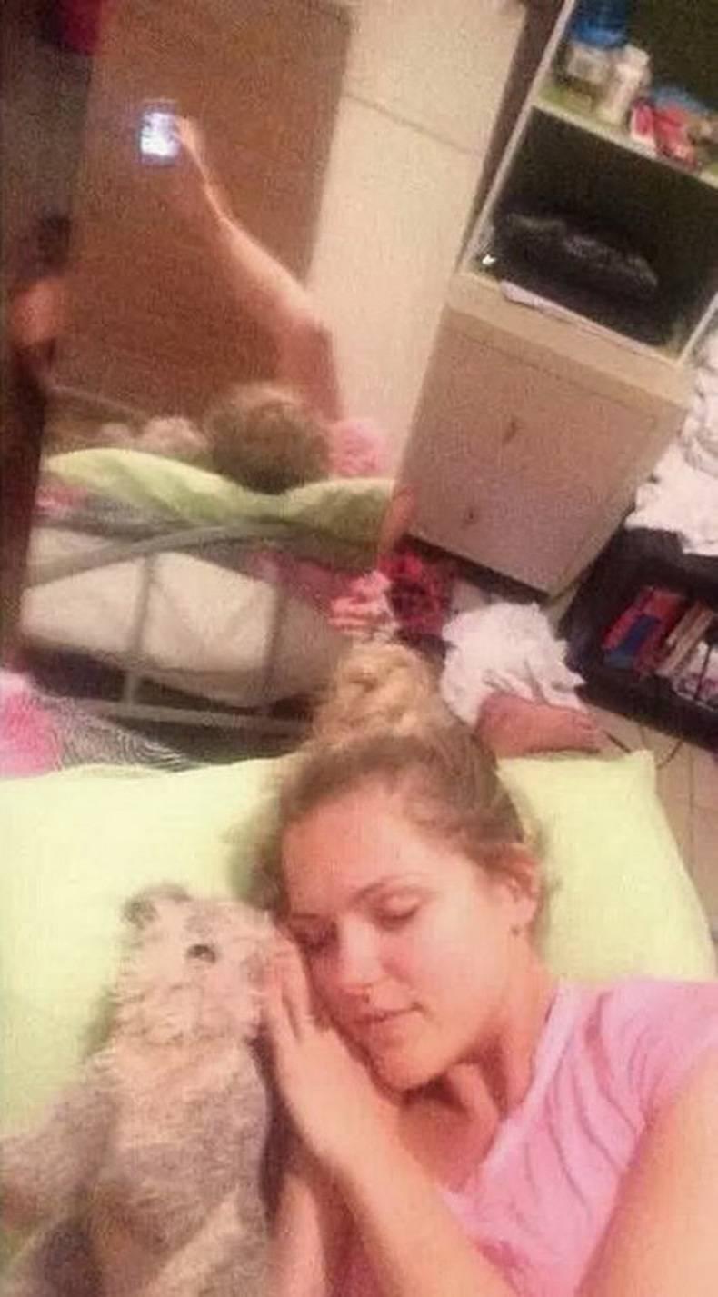 Кто выложил фото своей девушки в интернет