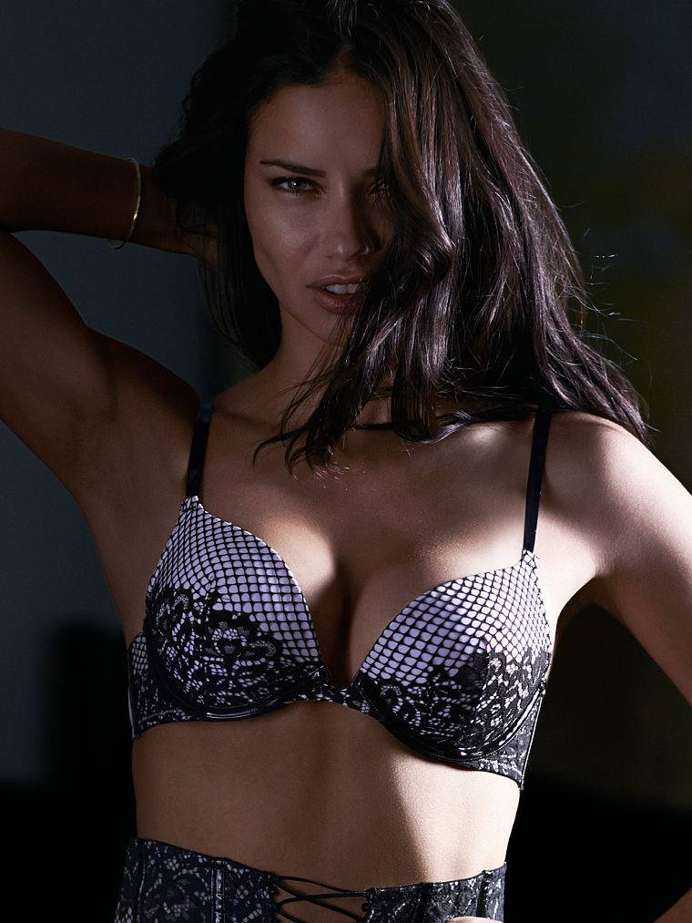 Adriana lima sexy video compilation - 2 4